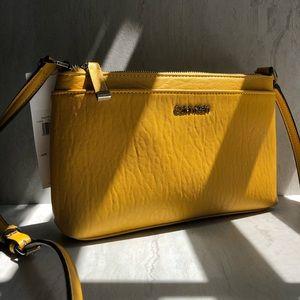 Calvin Klein Marigold Crossbody / Shoulder Bag